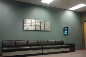 Waiting Room With Stroke